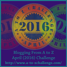 April Is From A – Z – The A-Z Blog Challenge, That Is!